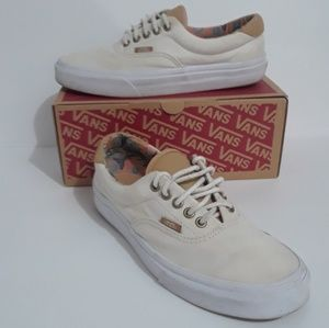 Vans Low Skateboard Shoes Canvas Casual Sneakers